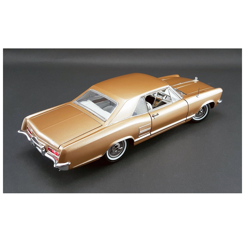 Acme Truck Parts >> ACME – 1/18 Scale 1964 Buick Riviera in Bronze Mist Diecast Model Replica – Sabe's Hobby House