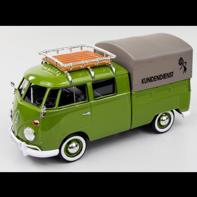 Motor Max – 1:24 Scale Diecast Model – Volkswagen Type 2 ...