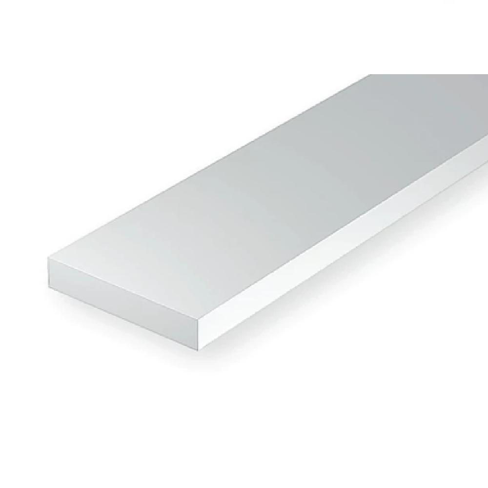 Evergreen Styrene HO Scale Strip 0.56 x 2.84mm